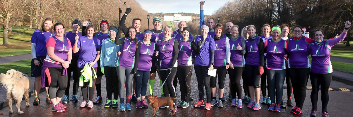 Scrabo Striders Parkrun Tours!
